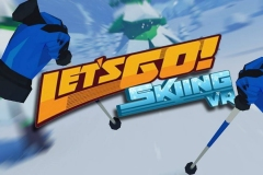 Let s Go! Skiing  VR
