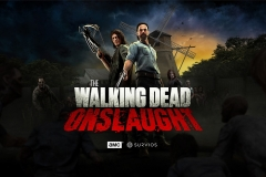 The Walking Dead Onslaught Arcade