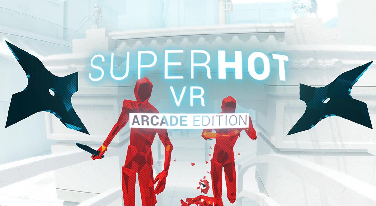Nedēļas spēle SUPERHOT VR